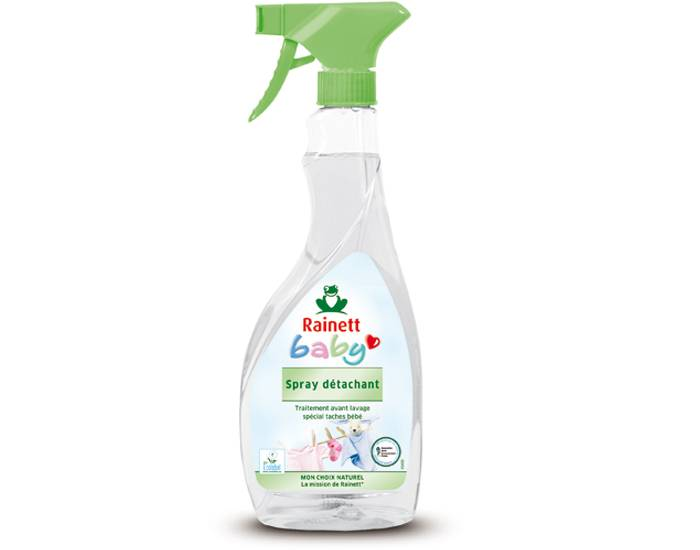 RAINETT Baby Détachant Spray - 500 ml