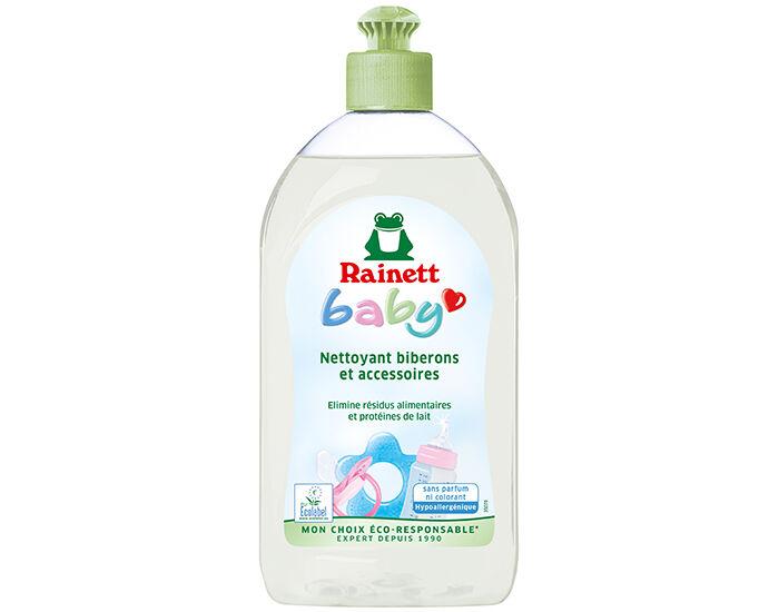 RAINETT Baby Liquide Vaisselle Biberon et Accessoires - 300 ml