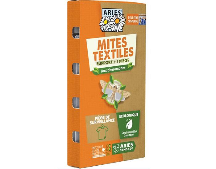 ARIES Piège à Mites Textiles Rechargeable