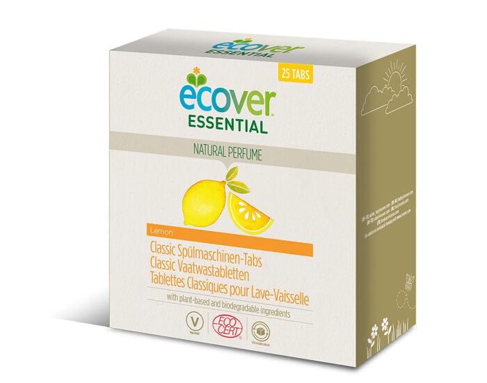 ECOVER Tablettes Lave-Vaisselle 25 tablettes - 500 g