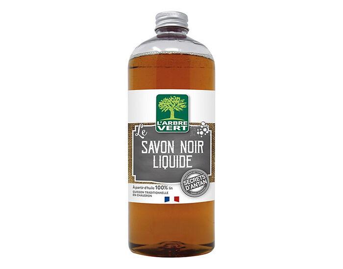 L'ARBRE VERT Secrets d'Antan - Savon Noir Liquide - 750 ml