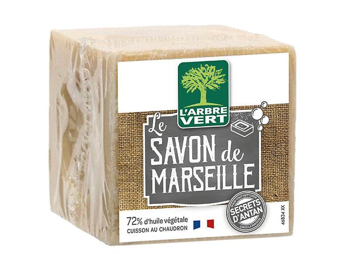 L'ARBRE VERT Secrets d'Antan - Savon de Marseille - 300g