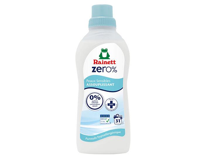 RAINETT Assouplissant Zéro% Peaux Sensibles - 750ml