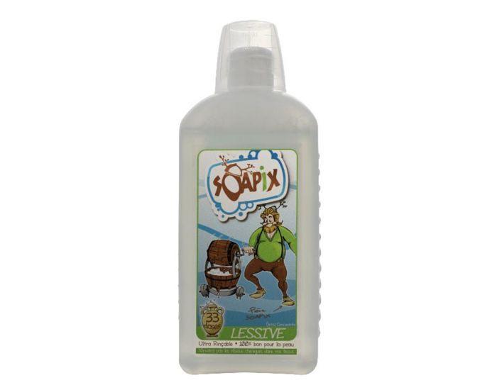 SOAPIX Lessive Liquide Ecopoche - 1L