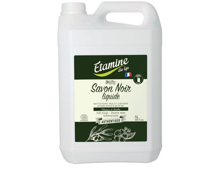 ETAMINE DU LYS Savon Noir Liquide 5 litres