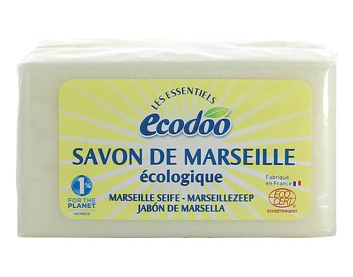 ECODOO Savon de Marseille - 400g