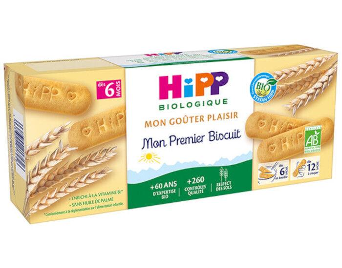 HIPP Mon Premier Biscuit - dès 6 mois - 180g