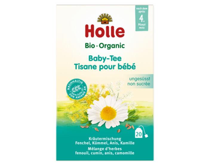 HOLLE Tisane Bio pour Bébé - Dès 4 mois