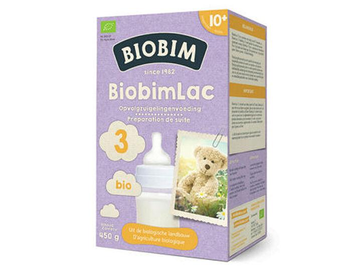 BIOBIM Croissance - Dès 10 mois - 450 g