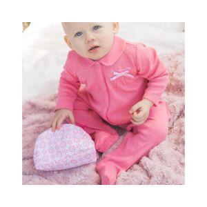 LITTLE CREVETTE Pyjama dors-bien bébé fille Lovely Emilie 12 mois - 74 cm