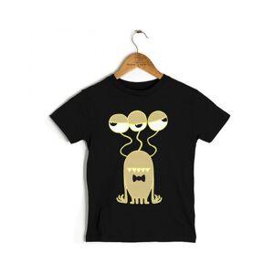 JOSETTE LA CHOUETTE T-Shirt Enfant Extraterrestre 3/4 ans