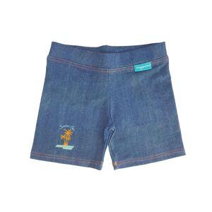 MAYOPARASOL Shorty Enfant Anti UV - Jeans Taille 6 ans