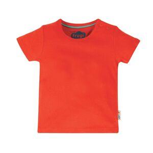 FRUGI Mon T-Shirt Basic - Rouge 12-18 mois