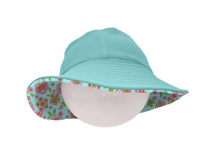 MAYOPARASOL Mini Princesse Chapeau anti UV Multicolore 45 cm (0-6 mois)