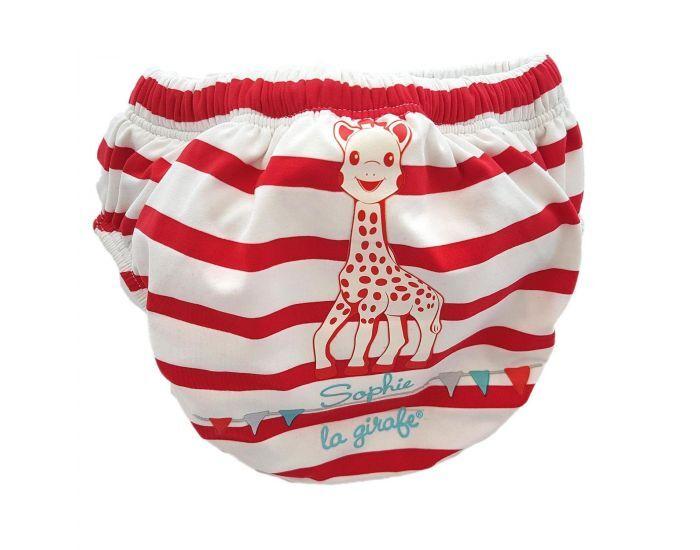 MAYOPARASOL Sophie® à Saint-Malo Culotte maillot couches antifuites Rouge 18 mois