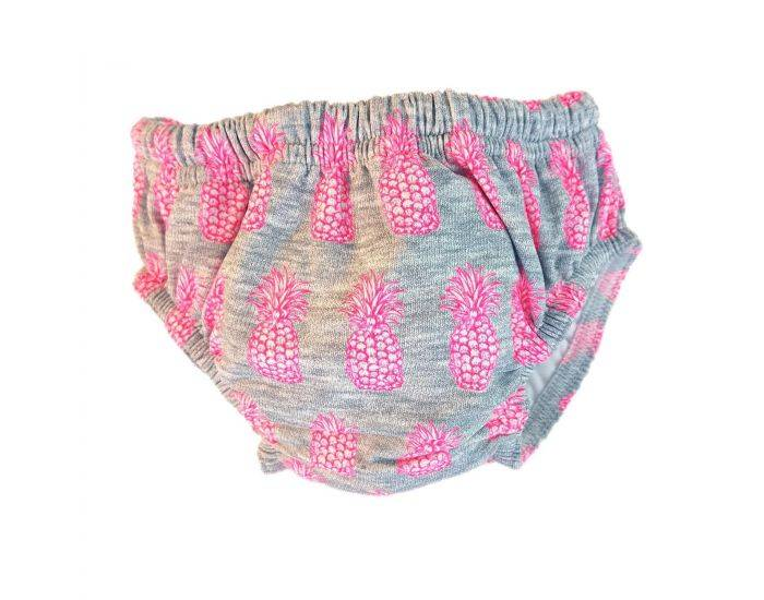 MAYOPARASOL Culotte Maillot Couches Antifuites - Ananas Taille 3 mois