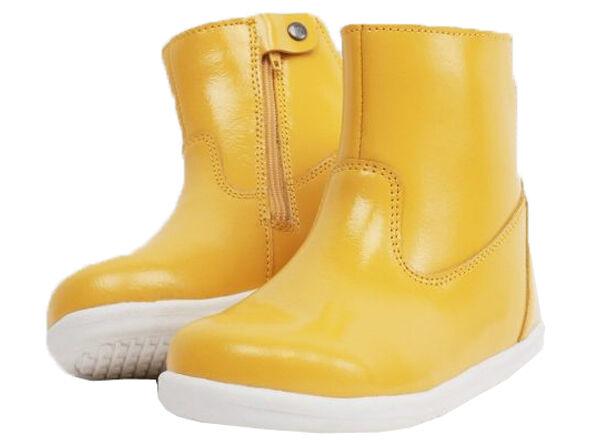 BOBUX Bottes I Walk Paddington Imperméables Doublure Mérinos -  Yellow 24