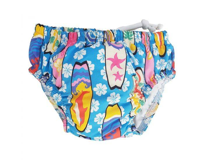 MAYOPARASOL Surf Culotte Maillot Couche Antifuites  Taille 6 mois