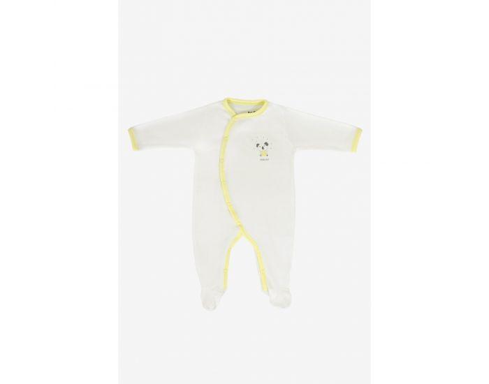 KADOLIS Pyjama Bébé été en Jersey de Coton bio - Motifs Koala 3 mois