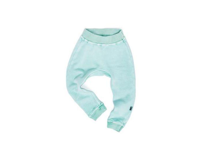 ANGUE ANGUE YPI KIDS Pantalon Vert d'Eau 6-12 mois