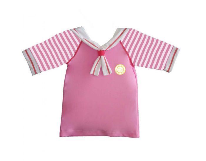 MAYOPARASOL Le Petit Prince T-Shirt Maillot Anti UV Bébé Manches Courtes Taille 6 mois