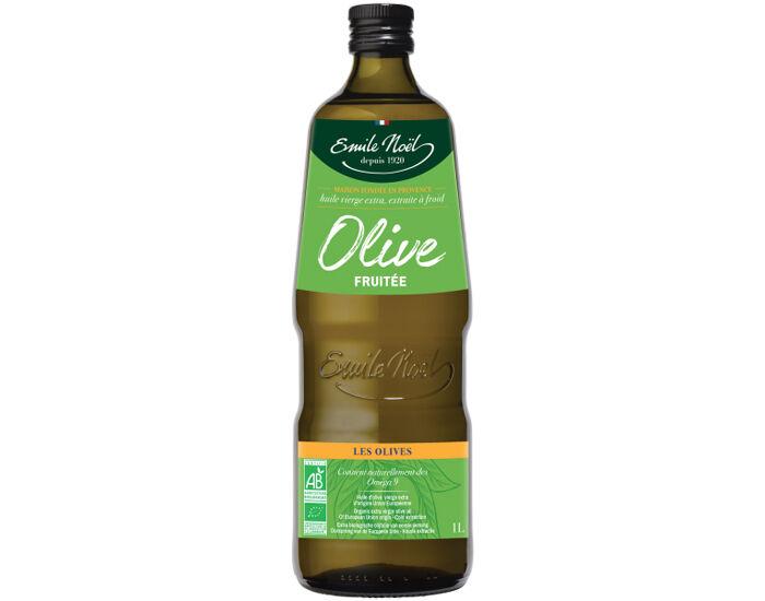 EMILE NOËL Huile d'Olive Vierge Extra Fruitée - 1 L