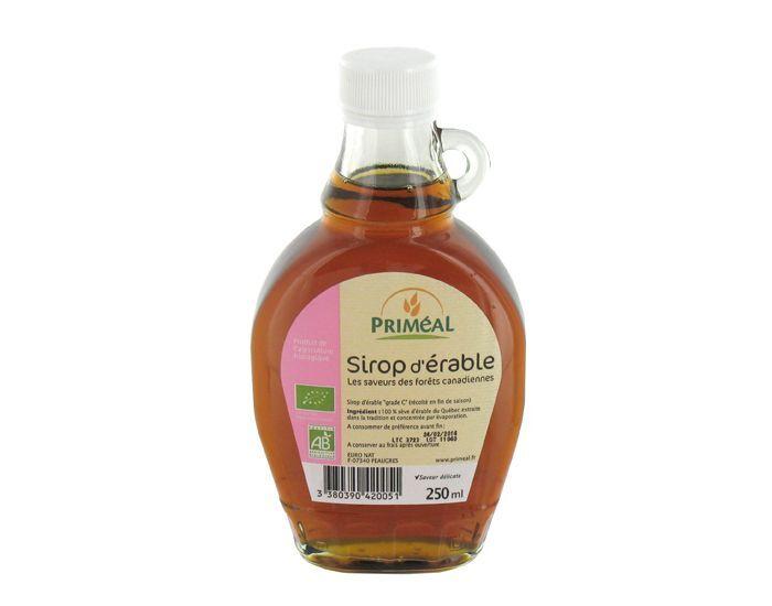 PRIMEAL Sirop d'Érable - 250 ml
