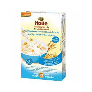 HOLLE Muesli Junior Multi-Céréales Cornflakes - 250 g - Dès 10 mois