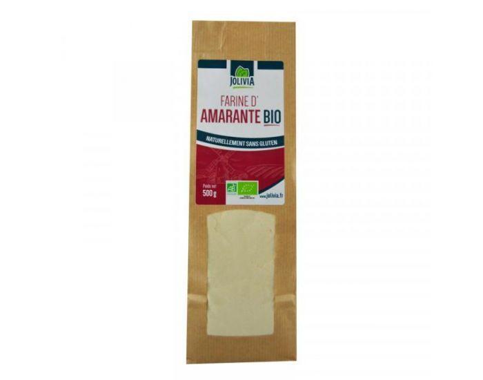 JOLIVIA Farine d'Amarante Bio - 500 g