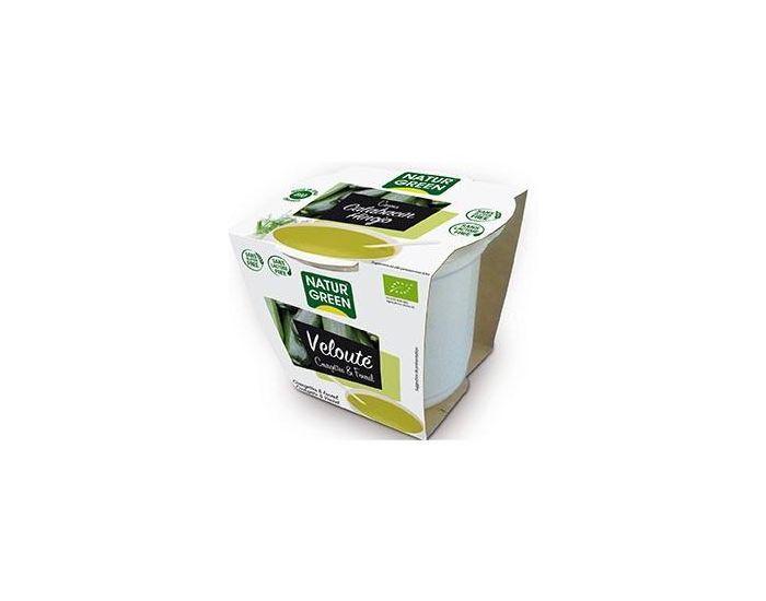 NATURGREEN Soupe Courgette-Fenouil Bio - 310g