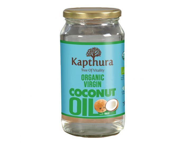 KAPTHURA Huile De Coco Vierge Bio 1 l