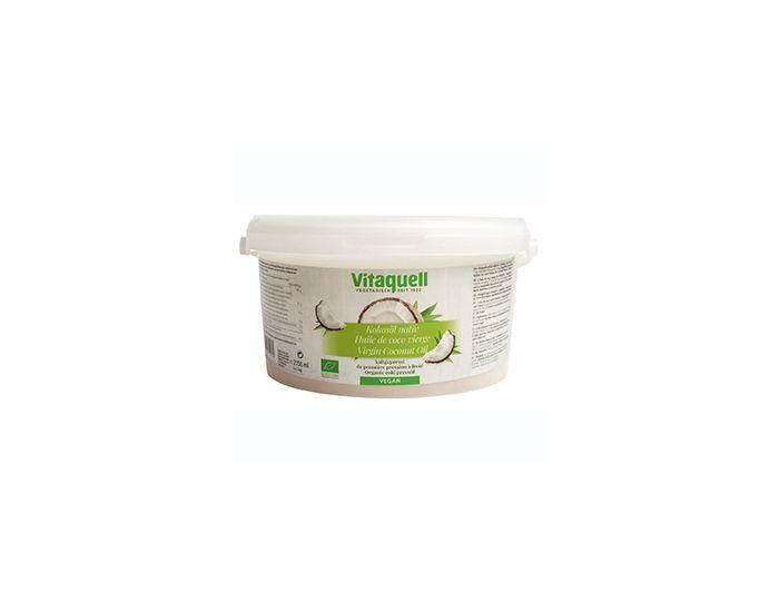 VITAQUELL Huile de Coco Bio 2 kg