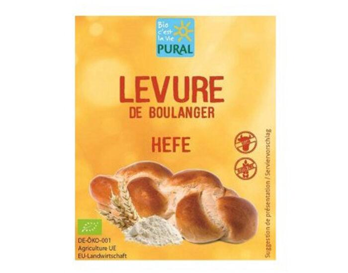 PURAL Levure de Boulanger - 9 g
