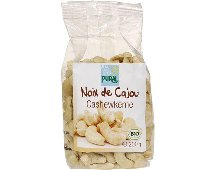 PURAL Noix de Cajou - 200 g