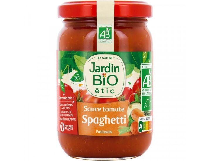 JARDIN BIO Sauce Tomate Spaghetti - 200 g