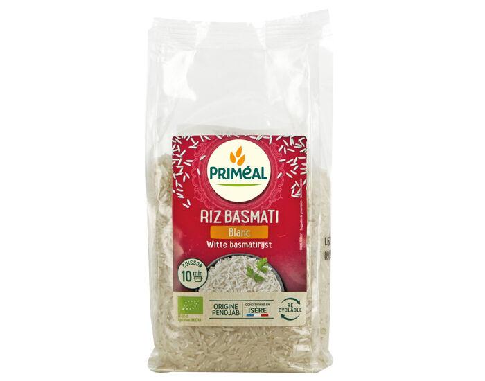PRIMEAL Riz Basmati Blanc 500g