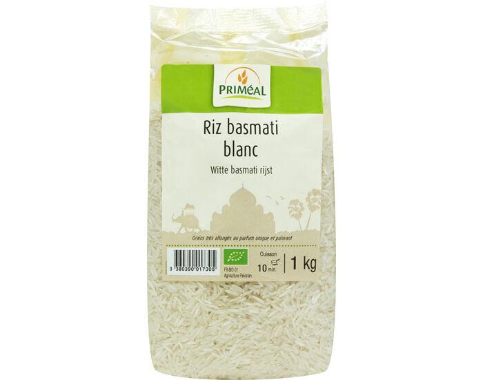 PRIMEAL Riz Basmati Blanc 1kg