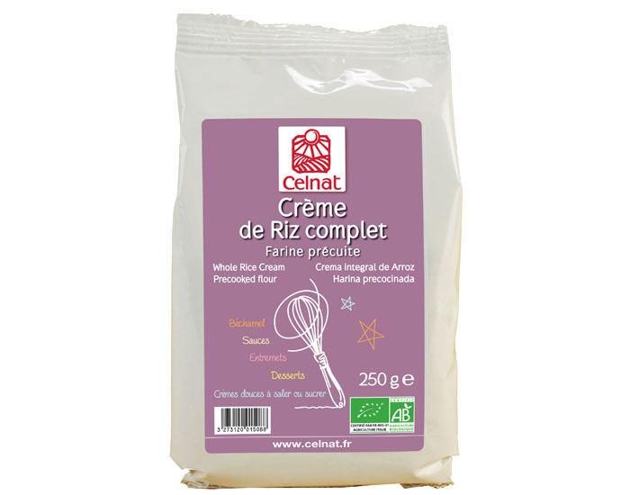 CELNAT Crème de Riz Complet - 250g