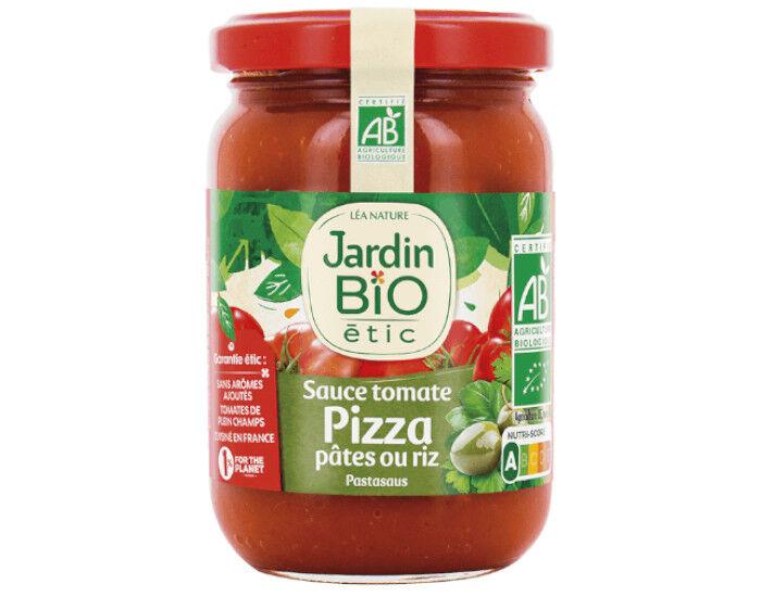 JARDIN BIO Sauce Tomate pour Pizza Pâtes ou Riz - 200 g
