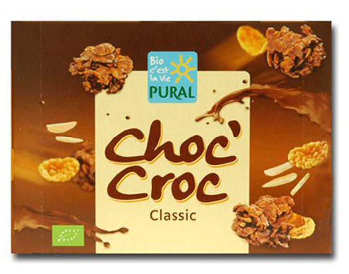 PURAL Choc'Croc Amandes Chocolat au Lait - 100 g