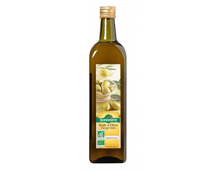 BONNETERRE Huile d'Olive Vierge Extra - 1L