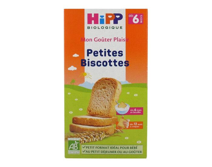 HIPP Petites Biscottes - 100g - Dès 6 Mois