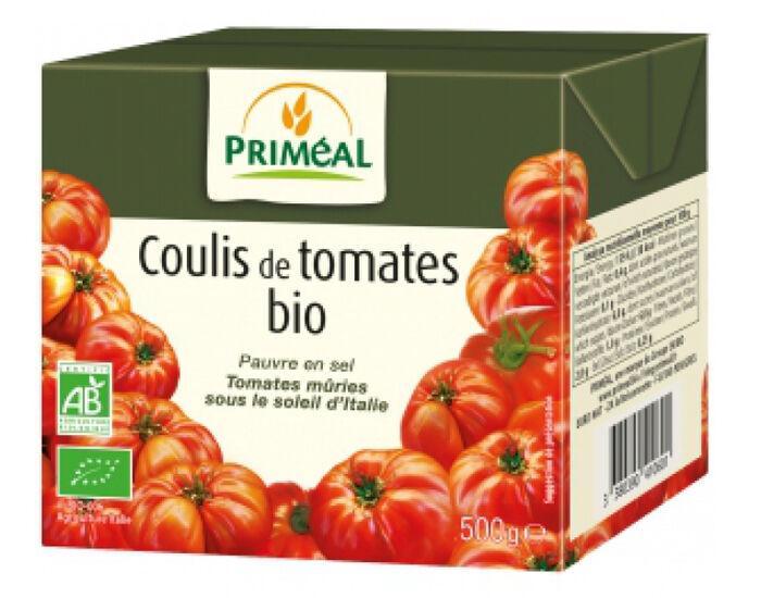 PRIMEAL Coulis de Tomates - 500 g