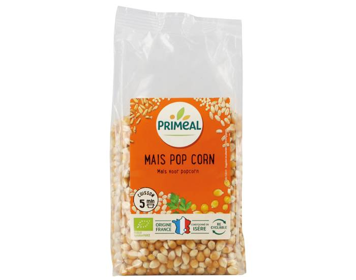 PRIMEAL Mais Pop Corn - 500 g