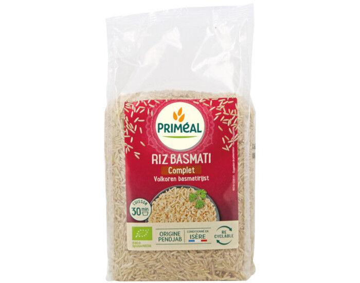 PRIMEAL Riz Basmati Complet - 1 kg