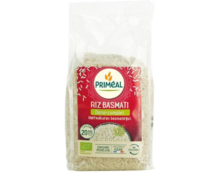 PRIMEAL Riz Basmati Demi Complet - 1 kg