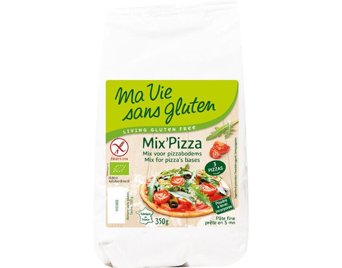 MA VIE SANS GLUTEN Mix'Pizza - 350 g