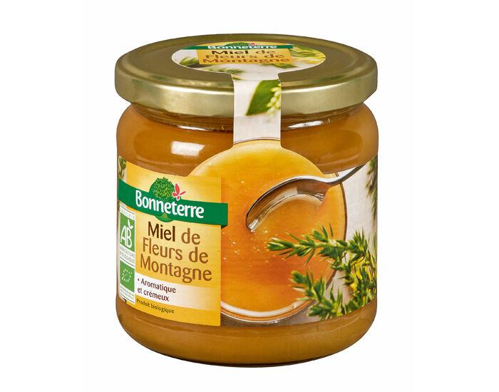 BONNETERRE Miel de Fleurs de Montagne - 500 g