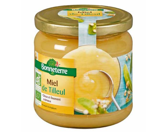 BONNETERRE Miel de Tilleul - 500 g