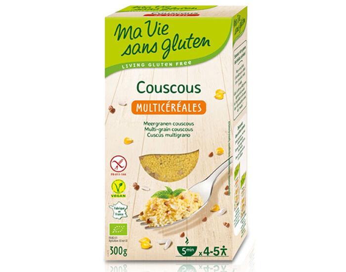 MA VIE SANS GLUTEN Couscous Multi-Céréales - 300 g